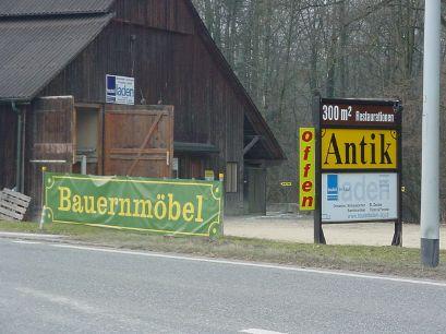 Antike Bauernmöbel - Antikmöbel - Tannenmöbel