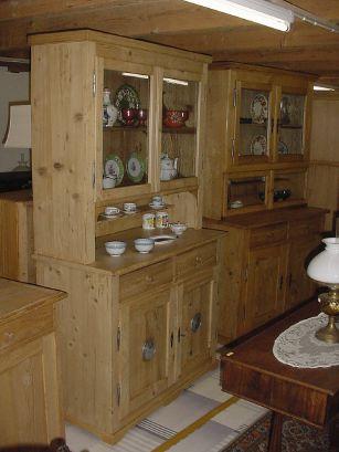 Antike Bauernmöbel - Antikmöbel